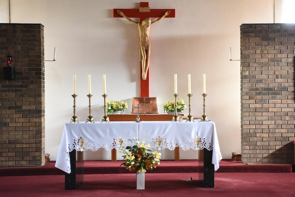 St Fergus' RC Church, Forfar