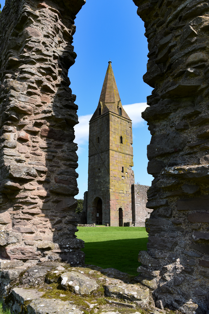 Restenneth Priory, Forfar